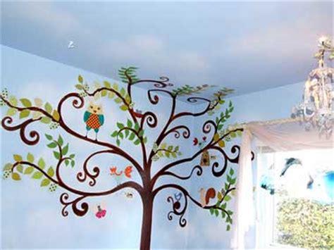 plantillapara decorar arbol fotos e ideas para pintar y decorar las paredes con arboles
