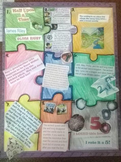puzzle book report puzzle book reports dilworth 5th grade