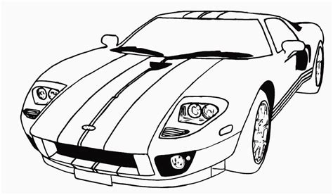 Fast Cars Coloring Pages by Fast Cars Coloring Pages Coloring Home