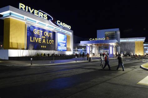 Rivers Casino Room by Rivers Casino Opening Brings Optimism Large Crowds The