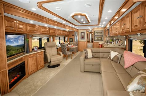 rays manager joe maddon decked up tiffin phaeton rv