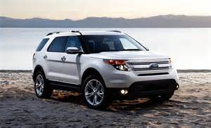 Ford Ecplorer Car And Driver