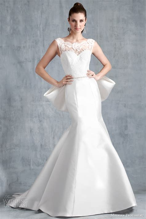 modern trousseau spring 2015 wedding dresses wedding