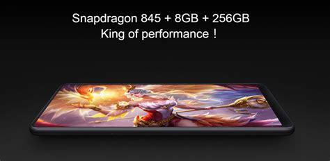 Xiaomi Mi Mix 2 64gb Ram 6gb New Bnib Ori Promo xiaomi mi mix 2s snapdragon 845 64gb 128gb rom 6gb ram