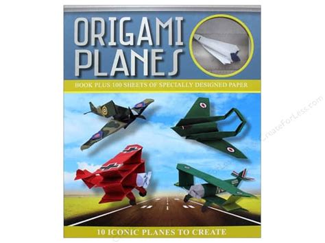 Origami Books For Sale - origami planes book createforless