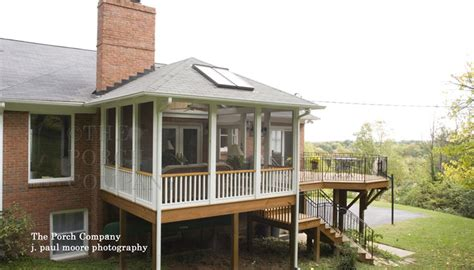 Furnishing A Sunroom Inspiring Screen Porches Pictures