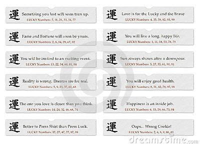printable fortune cookie sayings pinterest the world s catalog of ideas
