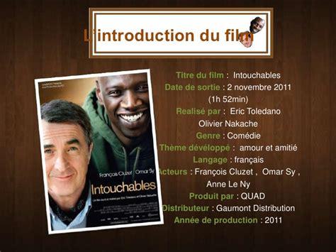 Themes Du Film Les Intouchables | intouchables le film