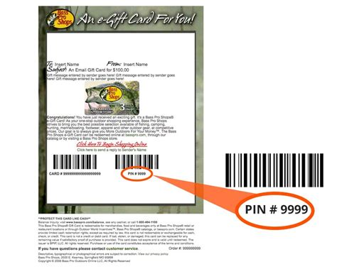 Bass Pro Gift Card Balance Inquiry - bass pro gift card balance check lamoureph blog