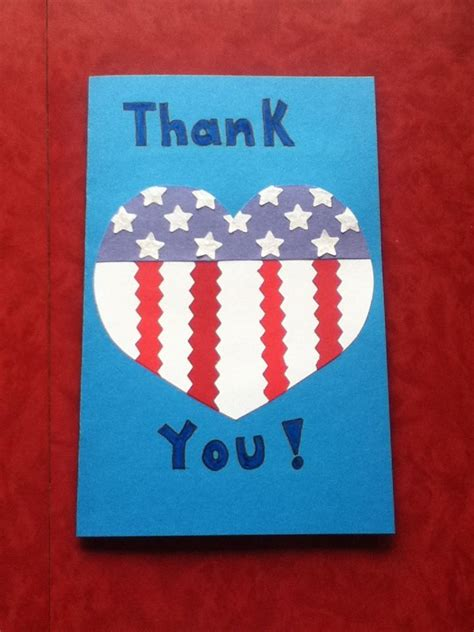 Cards For Veterans - 25 best ideas about veterans day gifts on