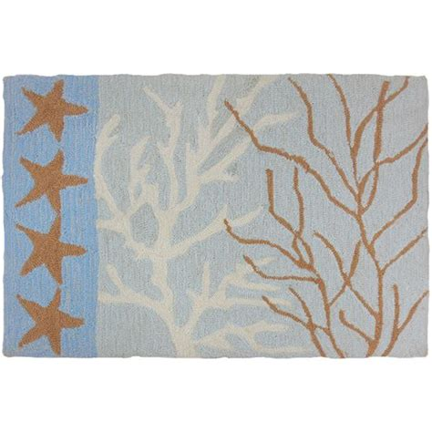 coral accent rug coral and stars accent rug