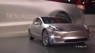 Tesla Electric Car Release Date 2018 Tesla Model 3 Price Electric Range Future Auto Review