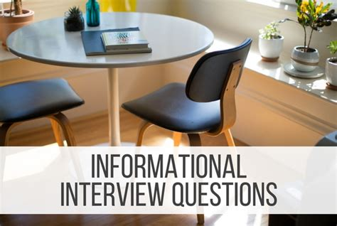 informational interviews a beginner s guide archives branching