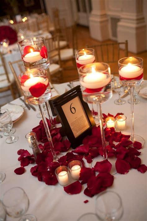 como decorar velas para matrimonio 31 centros de mesa para boda con velas 161 todo inspiraci 243 n