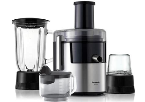 Seal Gelas Mill Blender Panasonic panasonic launches sleek 3 in 1 juicer blender and grinder