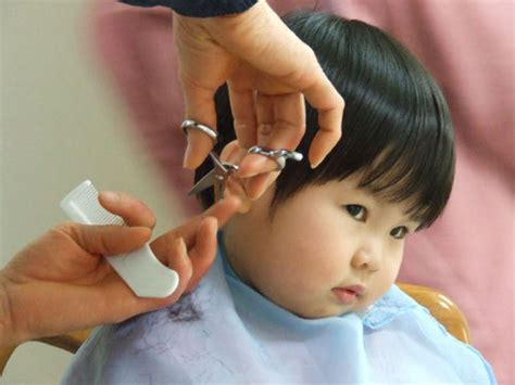 pictures of hair cut for year get a lucky haircut china org cn