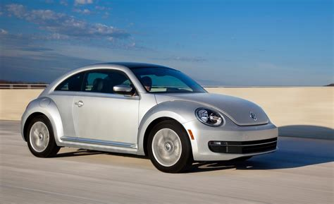 Volkswagen Beetle 2013 by Car And Driver