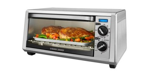 Best Toaster Oven To Buy Best Buy Black Decker 4 Slice Toaster Oven Only 19 99