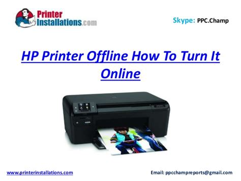 why is my printer offline why does my hp printer keep going offline minikeyword com