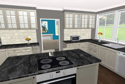 virtual kitchen design free online virtual kitchen designer software tools 2016