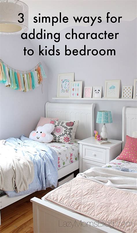 Shared Bedroom Ideas For Girls 25 best ideas about simple girls bedroom on pinterest