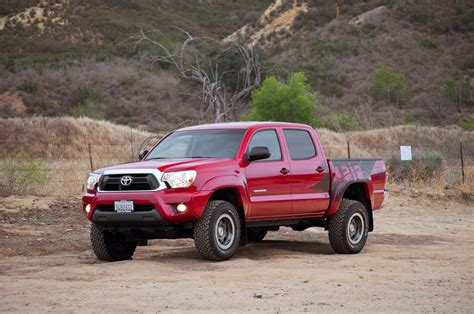 2013 Toyota Tacoma 2013 Toyota Tacoma Reviews And Rating Motor Trend