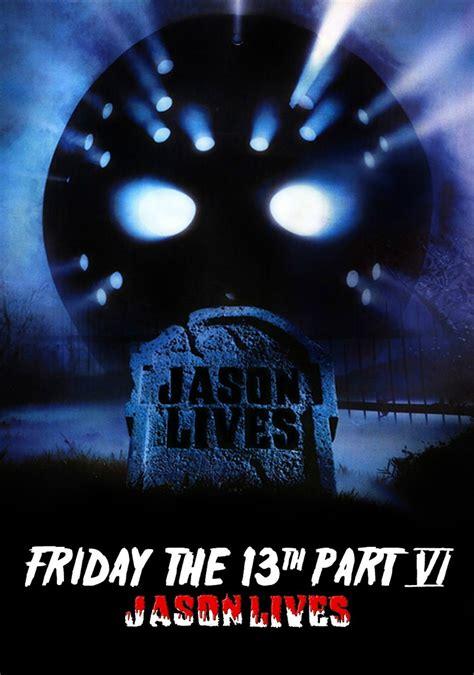 friday the 13th part 6 jason lives dvdrip jason lives friday the 13th part vi fanart