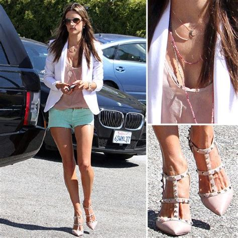 who sells celebrity gold jeans celebrities wearing valentino rockstud sandals lollipuff