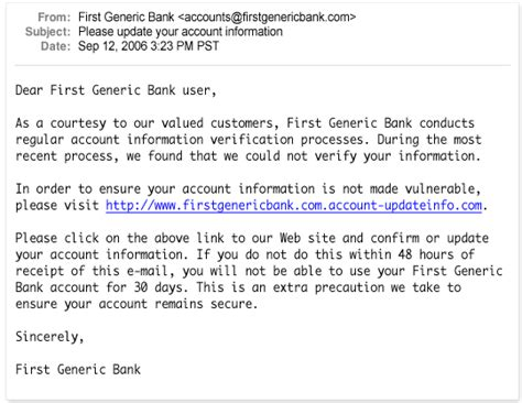 email opening greeting avoid spoofed e mail be safe itsd uncw