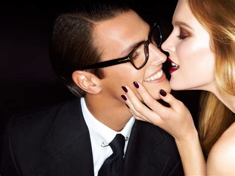 smile ad caign tom ford s s 2012 mirte maas
