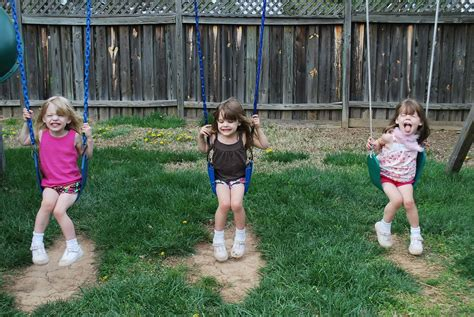 is swinging good two kids plus trips swinging good time no more baby