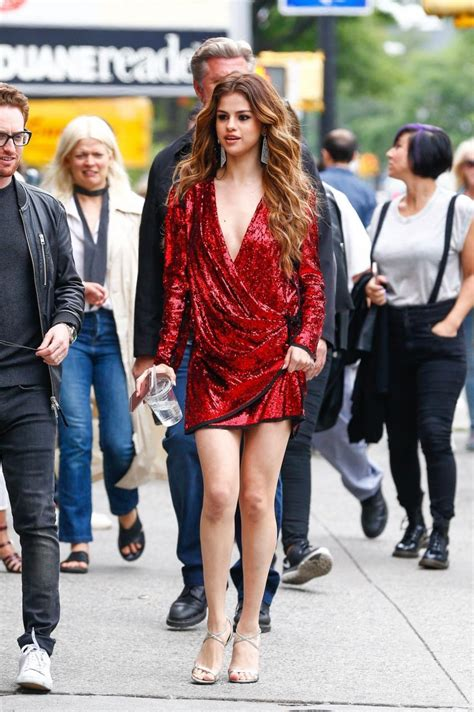 Terlaris Selena Glitter Cardigan balmain sequin silk mini dress as seen on selena gomez style