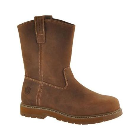 muck boots lth 904m 10 wellie classic work boot brown size