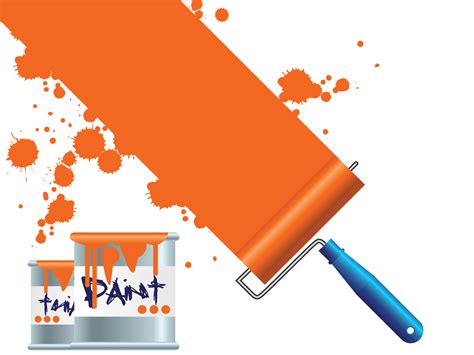 template for painting paint background clipart best