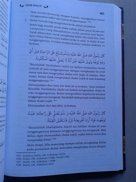 Tarjamah Subulus Salam 4 Jilid Lengkap Syarah Bulughul Maram buku shahih fikih sunnah penjelasan fikih berdasarkan