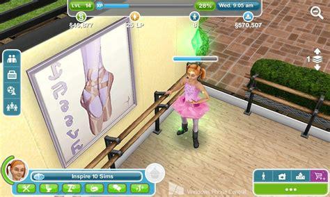 sims freeplay achievement guide  windows phone