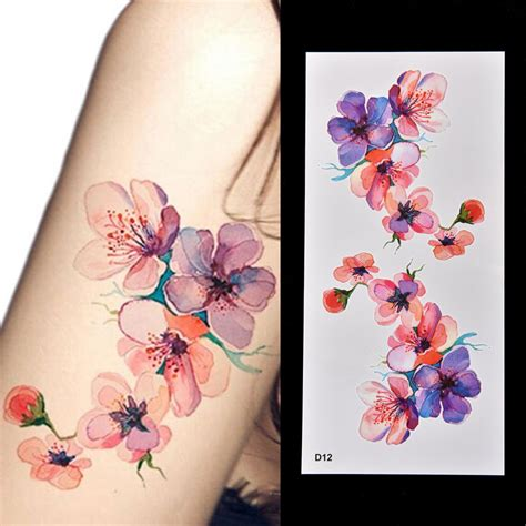 temporary tattoo jakarta orchidee tattoo werbeaktion shop f 252 r werbeaktion orchidee
