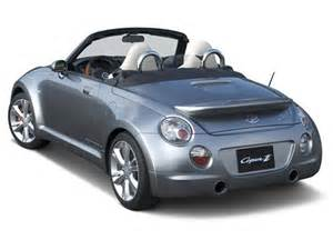 Daihatsu Coupe Daihatsu Copen Technical Specifications And Fuel Economy