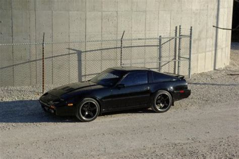 nissan 1988 modified nissan 300zx modified black pixshark com images