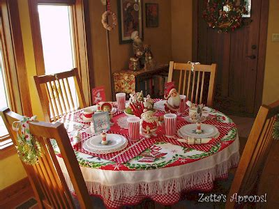best place to get christmas table zetta s aprons table setting and a winner