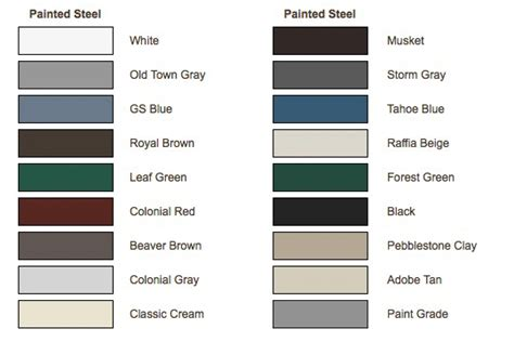 gutter colors seamless gutters colors colorado seamless gutters