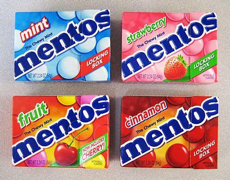Permen Mentos Fruit 135 Gram 1 Pak mentos