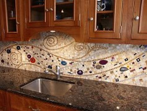 creative backsplash ideas for kitchens creative ideas for your kitchen back splashes interior
