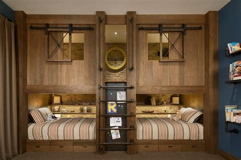 Bunk Beds With Built In Stairs 51 Built In Bunk Beds Ideas For Sweet Home Gallery Gallery