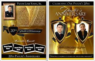 free pastor anniversary program templates pastor anniversary pastor anniversary programs