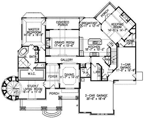 lighthouse floor plans shingle style home plan with lighthouse 15722ge 1st