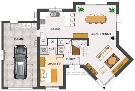 construction maison neuve lamotte maisons
