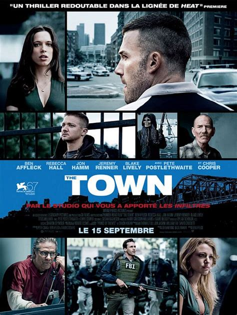 the town teaser trailer