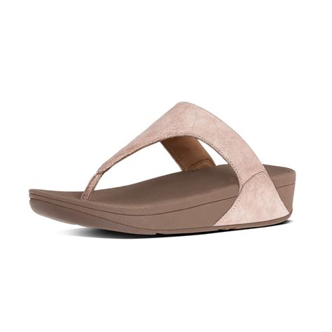 toe sandals fitflop shimmy gold s toe post sandals mozimo