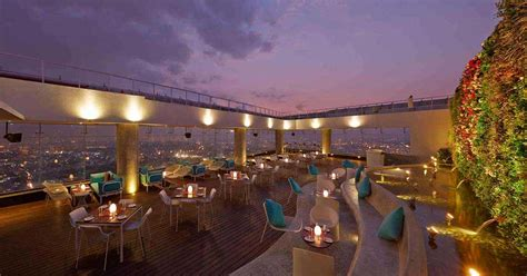 Top 10 Rooftop Bars by Top 10 Rooftop Cafes And Bars In Bangalore